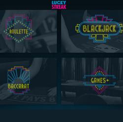Casinos LuckyStreak avec croupiers en direct