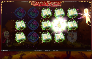 Machine a sous Fairy Tale Legends de Netent