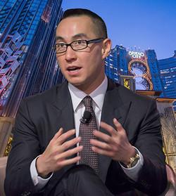 Lawrence Ho a la tete de Melco International