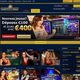 Ramses Gold Casino sur Croupiers en Direct