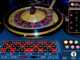 Roulette en ligne du Casino Admiral sur Cashpot Casino