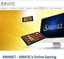 Logiciel Amatic Gaming