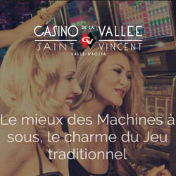 Casino Saint Vincent en Italie