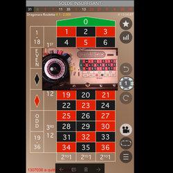 Dragonara Roulette sur casino mobile