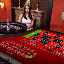 Roulette sur Queen Vegas Casino