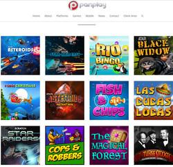 Logiciel Pariplay pour casino en ligne