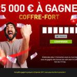 Bonus Casino777 du Coffre Fort
