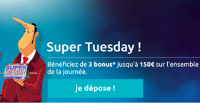 Bonus Oscar Bianca Casino Super Tuesday