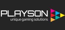 Playson Gaming: logiciel de jeux de casino