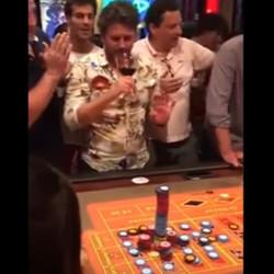 Mises et gains fous à la roulette du Conrad Casino