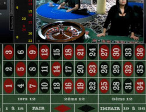 Découvrez les tables en live Visionary Igaming sur Lucky31 Casino
