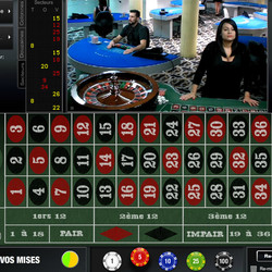 Roulette Visionary Igaming sur Lucky31 Casino