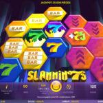 Bonus gratuit Casino777 et tours gratuits sur machine a sous Slammin'7s
