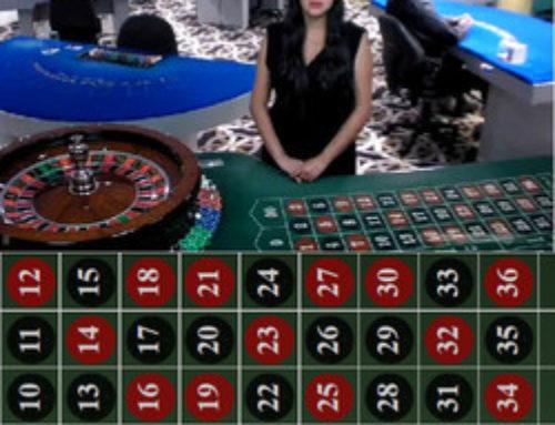 Tournoi live roulette sur Celtic Casino en février 2017