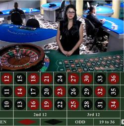 Tournoi live roulette sur Celtic Casino