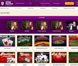 Wild Sultan Casino, la référence de Netent Live