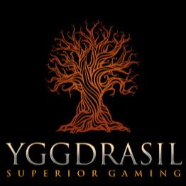 Yggdrasil dans le top5 des logiciels de Casino Extra