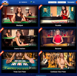 All Slots Casino intègre les tables live Evolution Gaming