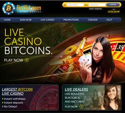Betbit Casino 100% Bitcoin
