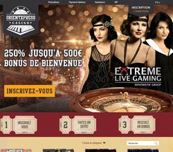 OrientXpress Casino pour jouer contre de vrais croupiers en direct