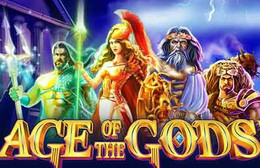 Jackpot progressif Age of the Gods gagné sur William Hill Casino