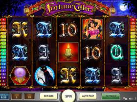 Machine à sous Fortune Teller de Playn'Go