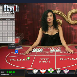 Baccarat Magik Casino