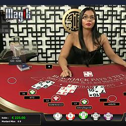 Blackjack Magik Casino