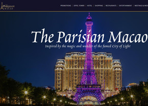 The Parisian Macao de Sheldon Adelson