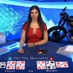 Live Baccarat Casino Extra