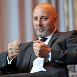 Laurent Lassiaz est president du directoire de Joagroupe