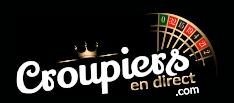 Croupiers-en-direct.com Logo