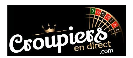 Croupiers-en-direct.com Retina Logo