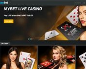 Live casino MyBet et tables Extreme Live Gaming