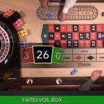 Roulette Dragonara accessible sur Lucky31 Casino