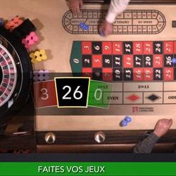 Roulette Dragonara sur Casino Extra