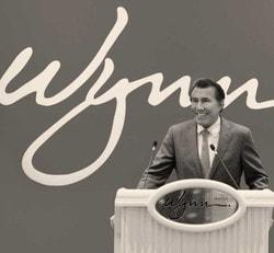 Steve Wynn grande figure des casinos dans le monde