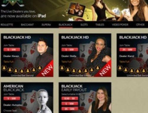 Fairway Casino : Tournoi Live Blackjack