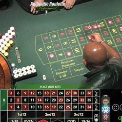 Authentic Roulette Professional du casino Saint Vincent