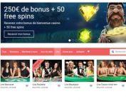 Bonus Stakes Casino et jeux en live