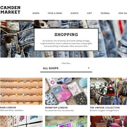Camden Market appartient a 100% a Teddy Sagi, PDG de Playtech
