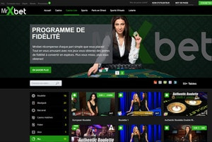 MrXbet casino