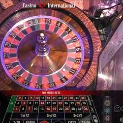 Roulette du Casino International de Batoumi