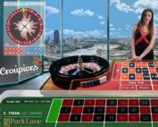 Roulette Golden Ball d'Extreme Live Gaming
