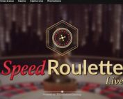 Speed Roulette sur Casino Extra