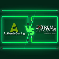 Comparatif Live Roulette Authentic Gaming Vs Extreme Live Gaming