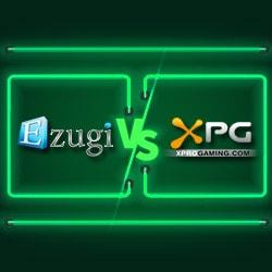 Comparatif Live Roulette Ezugi Vs Xpro Gaming