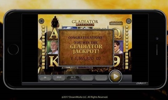 Machines à Sous Gladiator Jackpot | Casino.com