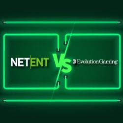 Comparatif Live roulette Netent Live Vs Evolution Gaming