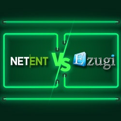 Comparatif roulette live Netent Live Vs Ezugi